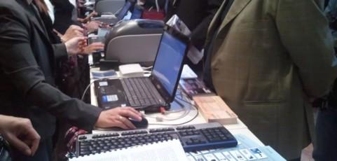 Congresso FIMP 2011: Infordata, attraverso MeetMe, gestisce gli accrediti e le presenze e la fornitura di badge