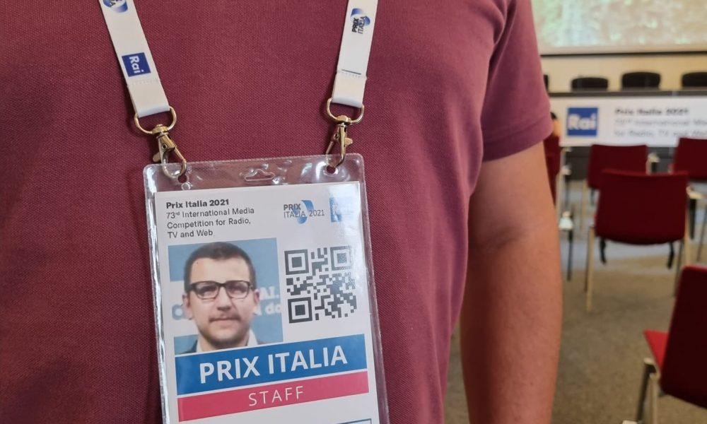 Accessi a prova di pandemia a Prix Italia con Meetme